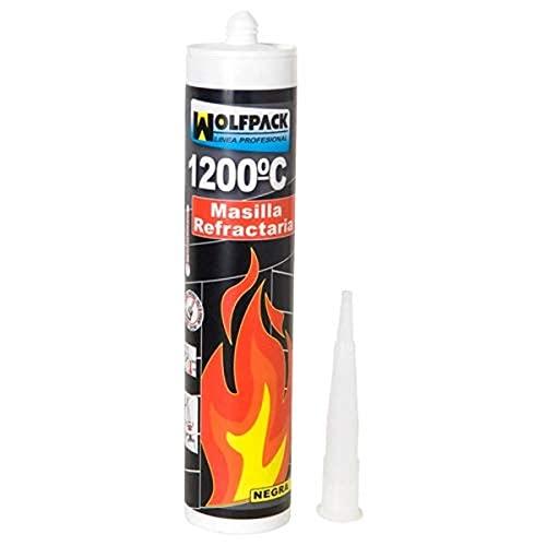 WOLFPACK LINEA PROFESIONAL 14040012 Masilla Wolfpack Refractaria 300 ml