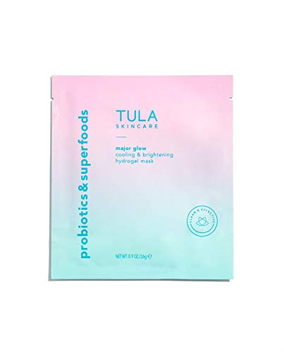 Tula Major Glow Cooling & Brightening Hydrogel Mask