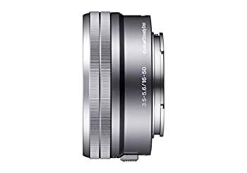 Sony SELP1650 16-50mm Power Zoom Lens  Silver Bulk Packaging