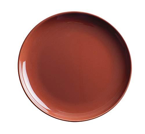 Frühstücksteller 21cm / Deckel zur Auflaufform 20cm HOMESTYLE SIENA RED Kahla Porzellan**6 (6 Stück)