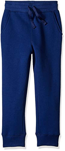 Amazon Essentials Boys Fleece Jogger Sweatpants, Royal Navy, XX-Large
