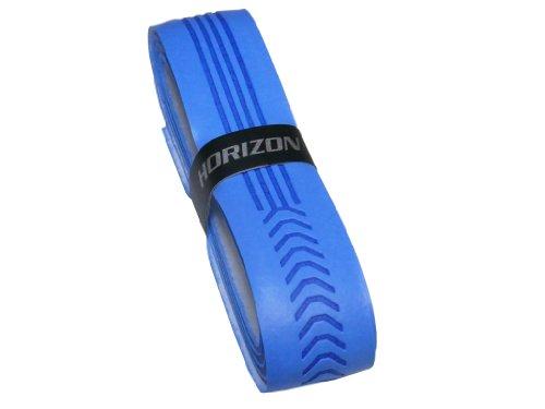 『【HORIZON ホライズン】 手が滑らない ウェット リプレイスメント グリップテープ ロング対応 元グリップ ブルー1本』のトップ画像
