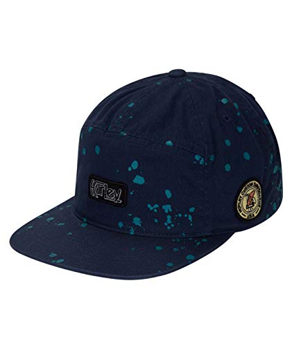 Hurley M Punked UP Hat Gorras/Sombreros, Hombre, Obsidian, 1SIZE