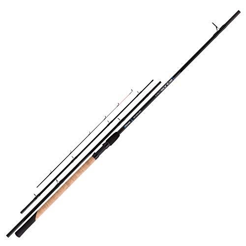 Fox Matrix Aquos Ultra D Feeder 3,90m 120g - Friedfischrute zum Feederangeln auf Friedfische, Angelrute zum Futterkorbangeln
