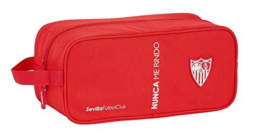 Zapatillero Mediano de Sevilla FC Corporativa, 340x140x150mm