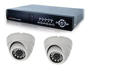 DVR Kit con 2 Camara 1080P | VIDEOVIGILANCIA