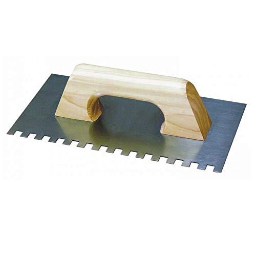 Zahnbürste   Stahlkamm   Maße 280 x 115 mm