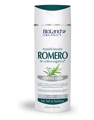 Organic Rosemary Hair Conditioner 14.2 fl. oz.   Acondicionador de Romero Organico 420ml