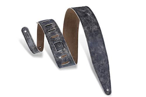 Levy's Leathers Guitar Strap (M317BLZ-XL-BLK)