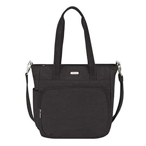 Travelon Convertible Backpack/Tote Bag, BLACK