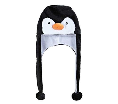 Partyklar Bonnet pingouin pour enfants et adultes