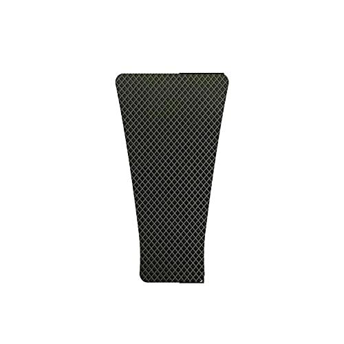 Protector DE Tanque Moto para Kaw&asaki para Ninja H2 R/Carbon SX SE 2015 2016 2017 2018 Almohadilla De Tanque De Gas Protector De Agarre Lateral De Tracción Pegatinas De Agarre De Tanque Antidesliz