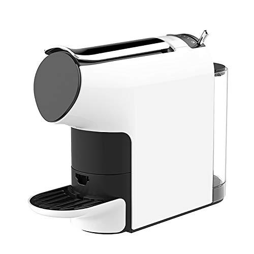 LHONG Kaffeeautomat Espresso, Kapsel Kaffemaschine, 19 Bar, 580ml, einfache Zubereitung, platzsparend