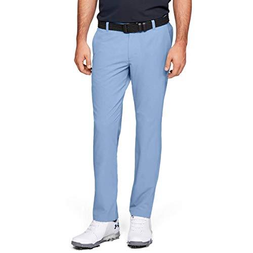 Under Armour UA Showdown Vent Taper Pant Pantalón de Golf, Hombre, Azul (Boho Blue/Boho Blue 413), 36W / 34L