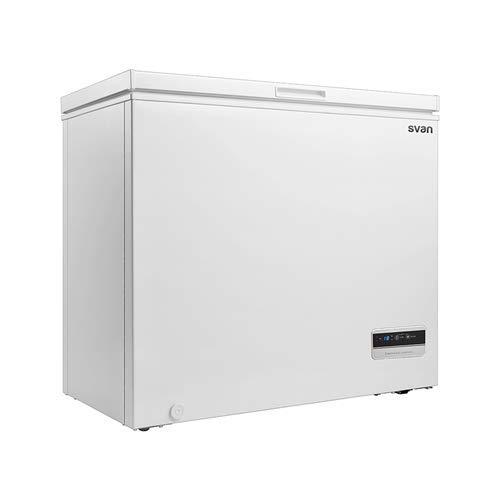 Svan Congelador Horizontal 198L, 85 x 94,5 x 54,5 cm,
