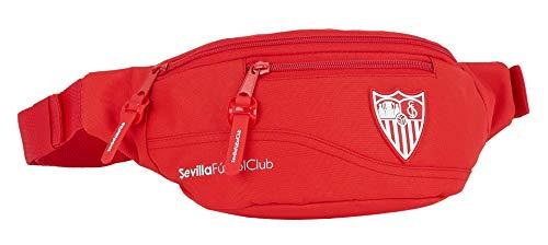 Riñonera con Bolsillo Exterior de Sevilla FC Corporativa, 230x90x120mm