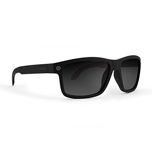 Epoch Adam Sandoval Rides Motorcycle Magnet Lifestyle Glasses Black Frame Photochromic Clear to Super Dark