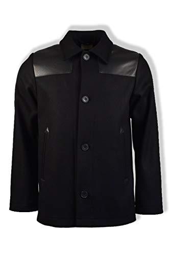 Nudie Jeans Unisex-Erwachsene Bertie Donkey Jacket, Esel Jacke/rot, XX-Large