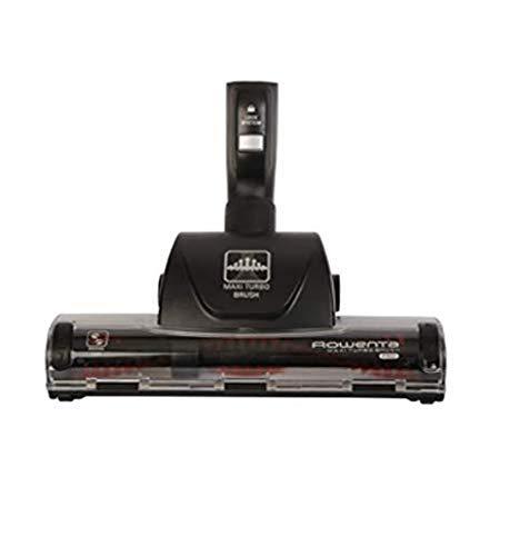 Rowenta Maxi Turbo ZR902201 - Cepillo para aspiradora, Elimina el Pelo de Mascotas y el Polvo en alfombras y moquetas