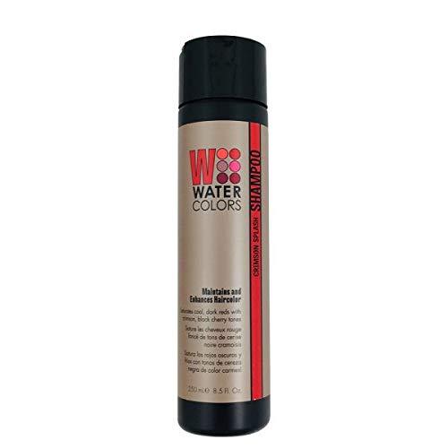 Watercolors Color Maintenance Shampoo Crimson Splash 8.5 Ounce