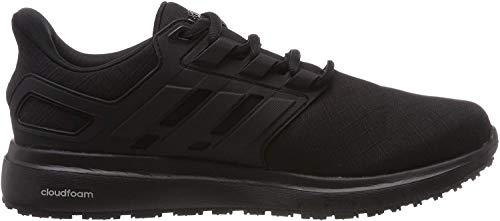 adidas Herren Energy Cloud 2 Laufschuhe, Schwarz (Core Black), 44 2/3 EU