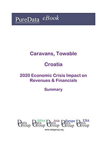 Caravans, Towable Croatia Summary: 2020 Economic Crisis Impact on Revenues & Financials (English Edition)