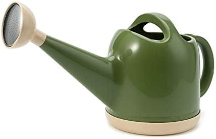 Abnana 1 Gallon Garden Watering Can Spray 4L with Choice mart Sprinkler Head