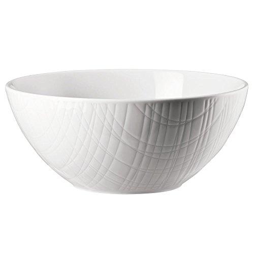 Rosenthal Schale, Weiß
