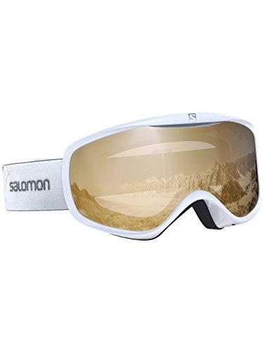 Salomon dames-skibril voor verschillende weersomstandigheden, airflow-systeem, sense accessoires