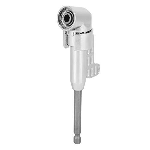 Adaptador de enchufe de destornillador de 1/2 pulgada, giro de 105 grados para encajar