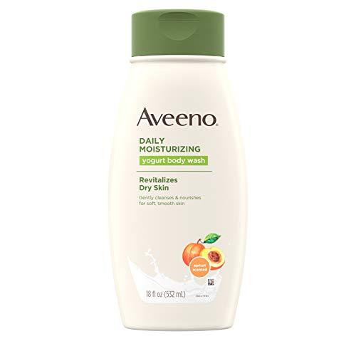 Active Naturals, Body Wash yogourt hydratation quotidienne, abricot et miel - Aveeno