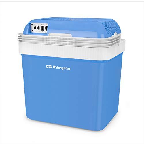 Orbegozo NV 4100 4100-Nevera eléctrica portátil, 25 L de Capacidad, función, Separador...