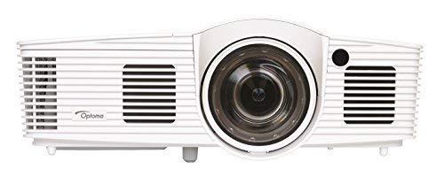 ZUEN GT1080Darbee 1080p 3000 ANSI lúmenes Full HD Corto Tiro DLP proyector