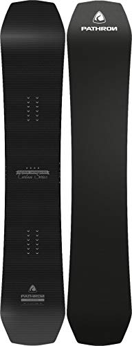 Pathron Snowboard Carbon Silver (169cm Wide)
