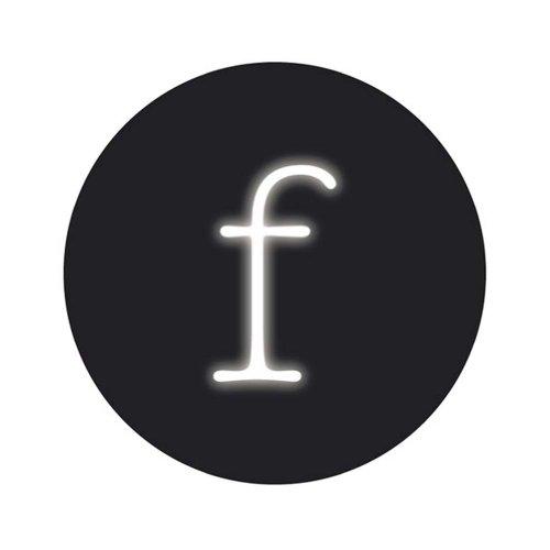 SELETTI ''-geformte Neon Neon Font cm. 14 H. 24 – F