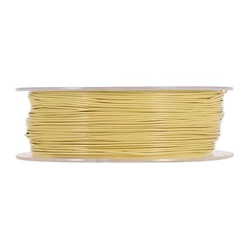 CLJ-LJ 1.75mm PETG Impresora 3D filamento, 2.2 Libras (1 kg) de corredera, precisión Dimensional +/- 0,02 mm-Amarillo