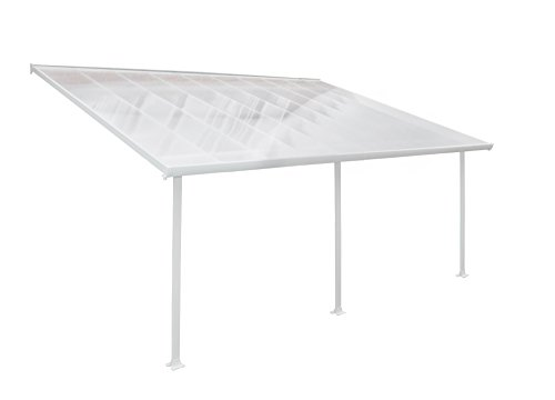 Palram Feria Patio Cover 13 x 20 White
