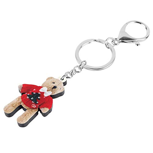 Keychains Key Ring Halloween Black Grim Reaper Keychains Long Trouser Key Chain for Women Men Gift Wallet Accessory