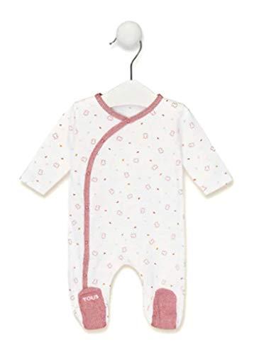 Tous Baby Pelele CHILL-1404 Marron Talla 1/3 Meses
