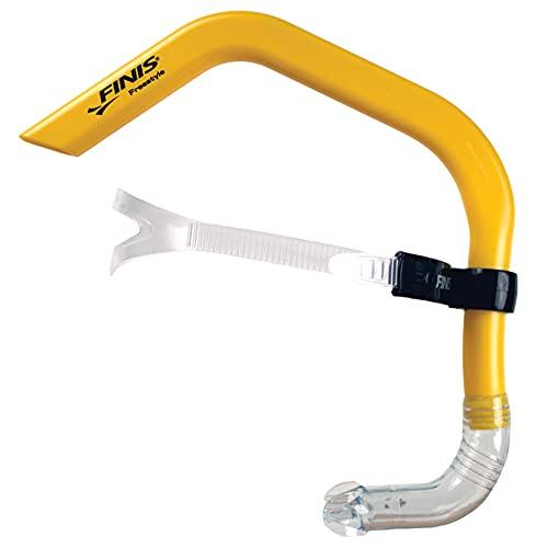 Finis Freestyle Schnorchel Yellow 2020 Badezubehör