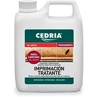 Tratamiento preventivo curativo madera Cedria Imprimación Tratante al Agua 20 litros- Formato Bidón