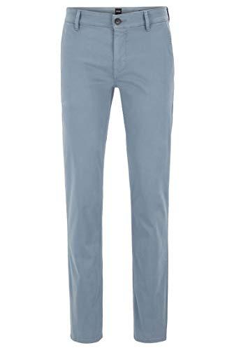 BOSS Schino-Slim D, Pantaloni Uomo, Blu (Open Blue 463), 31W / 34L