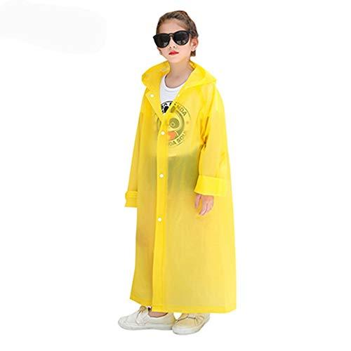 Egurs regenponcho voor kinderen, Eva, herbruikbaar