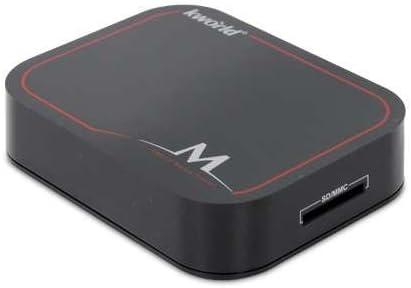 Kworld KW-M130 Network Media Player (Black)