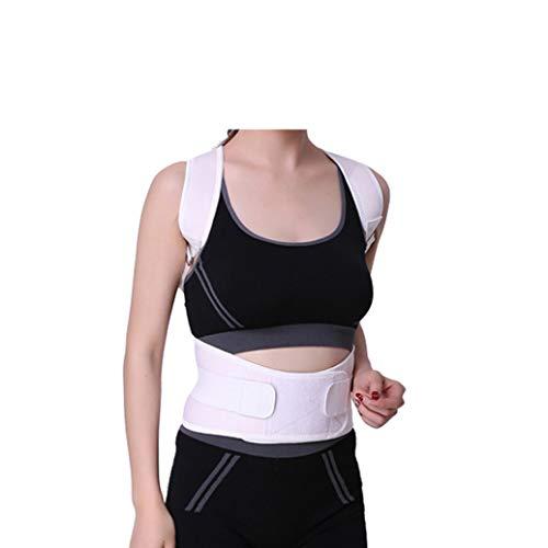 Órtesis médica Corrector de espalda Corrector de postura Brazalete de hombro Brazalete magnético Estabilizador Cinturón de soporte de la parte superior de la espalda