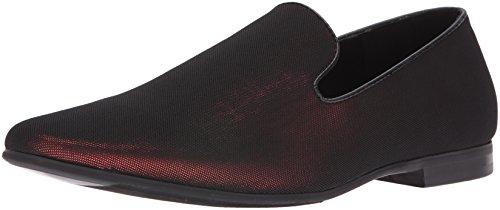 Giorgio Brutini Men's Connell Tuxedo Loafer, Red, 9 M US