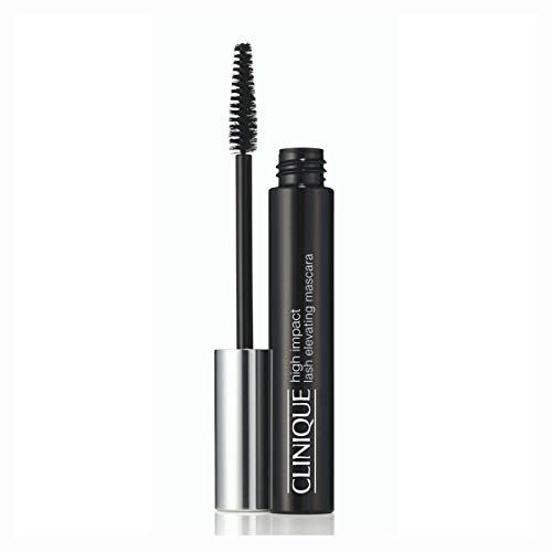 Clinique Clinique High Impact Lash ELevating Mascara, Intense Volume Mascara, Absolute Lichtheid, Verhoogde wimpers, Shade Black