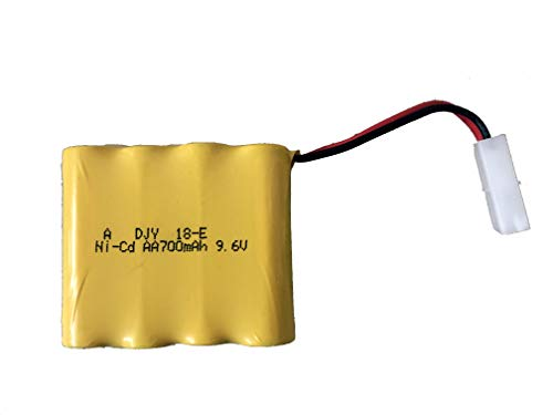 FMT Battery Pack 9.6v NiCd 700mAh for RMS Titanic Boat RC