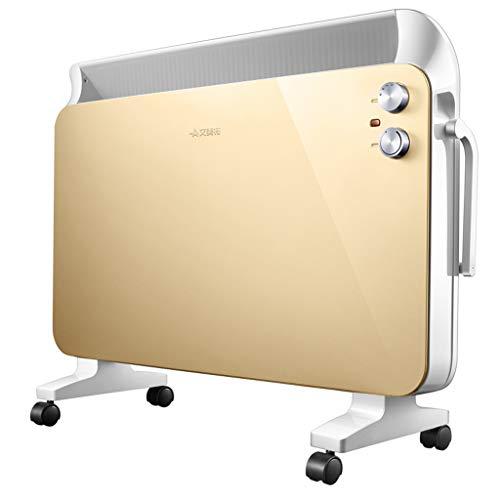 HSJ WYQ- Calentador hogar baño Ahorro de energía Colgante de Pared Mudo a Prueba de Agua Calefacción