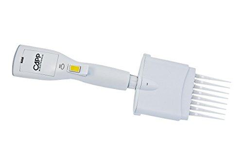 Capp E1200 – 8BA Tronic electrónico de pipetas, 8